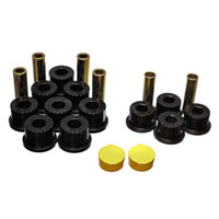 "LEAF SPRING BUSHING SET - ENERGY SUSPENSION - REAR ('94-'02, 2500/3500) 1.75"" ID"