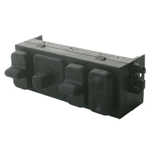 POWER SEAT SWITCH - MOPAR - DRIVER SIDE ('98-'02, 2500/3500)