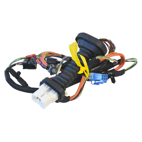 03-'09 Dodge Ram Quad Cab Rear Door Wiring HarnessGeno's Garage