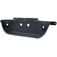 REAR LICENSE PLATE PANEL - MOPAR ('94-'02, 2500/3500)