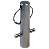 LONG TEE HANDLE SECURE KEY - EZ LOC ('13-'18)