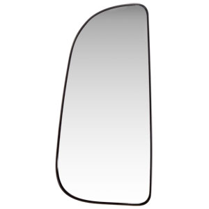 TOWING MIRROR GLASS (CONVEX) - DRIVER SIDE - MOPAR ('10-'19)