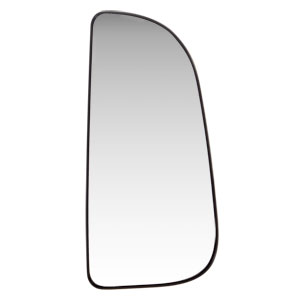 TOWING MIRROR GLASS (CONVEX) - PASSENGER SIDE - MOPAR ('10-'19)