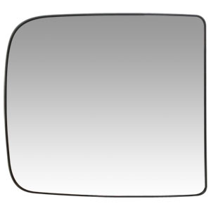 TOWING MIRROR GLASS - DRIVER SIDE - POWER/HEATED - MOPAR ('10-'15)