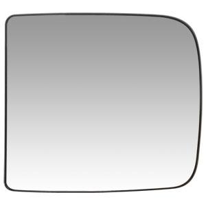 TOWING MIRROR GLASS - PASSENGER - POWER/HEATED - MOPAR ('10-'15)