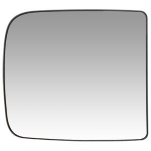 TOWING MIRROR GLASS - DRIVER - MANUAL/NON-HEATED - MOPAR ('10-'21)