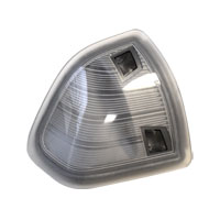 TOWING MIRROR SIGNAL LIGHT - DRIVER - MOPAR ('10-'19)