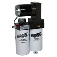TITANIUM SIGNATURE SERIES FUEL PUMP AND FILTER KIT 95 GPH - FASS ('05-'18, 6.7L)