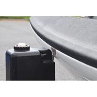OEM Dodge Ram Tailgate Protector Dent