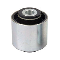 "Track Bar Dual Durometer Bushing - SYNERGY MFG (9/16""/14mm Bolt, 1.375"" Long, 2"" OD)"