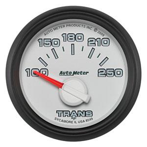 TRANS TEMP GAUGE (100°-250° - SHORT SWEEP) AUTOMETER - 3RD GEN FACTORY MATCH