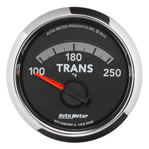 TRANS TEMP GAUGE (100-250 DEG - SHORT SWEEP) AUTOMETER - 4TH GEN FACTORY MATCH