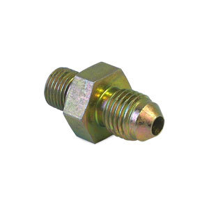 VACUUM PUMP OIL LINE FITTING - CUMMINS ('97-'02)