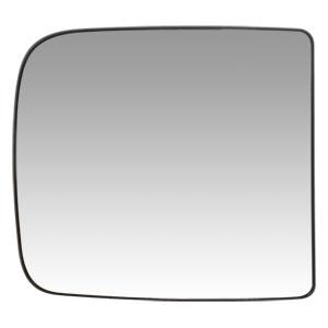 TOWING MIRROR GLASS - DRIVER - POWER/HEATED - MOPAR ('10-'18)