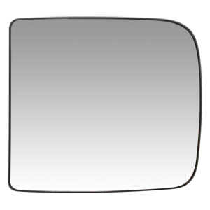 TOWING MIRROR GLASS - PASSENGER - POWER/HEATED - MOPAR ('10-'18)