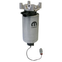 severe duty fuel filter - mopar