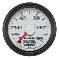 Auto Meter Dodge Ram 3G Factory Match Fuel Pressure Gauge