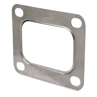 GASKET, T4 UNDIVIDED TURBO FLANGE - CUMMINS (5.9L)