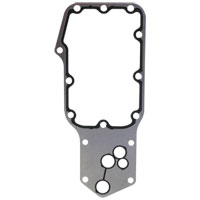 GASKET, OIL COOLER TO ENGINE BLOCK - CUMMINS ('89-'02, 5.9L)