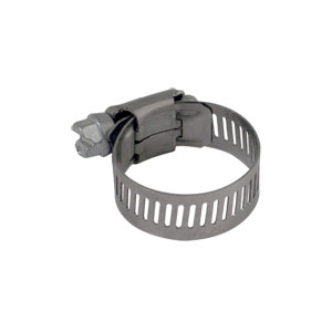 TURBO OIL DRAIN COUPLING CLAMP - CUMMINS ('03-'04)