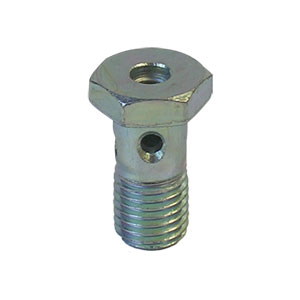 FUEL FILTER HOUSING BANJO BOLT - CUMMINS ('94-'98, 12V)