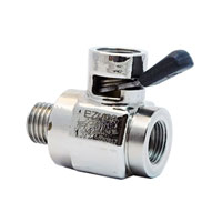 ECODIESEL - FUEL FILTER CANISTER DRAIN VALVE - FINGER TOUCH ('14-'19, 3.0 - 1500)