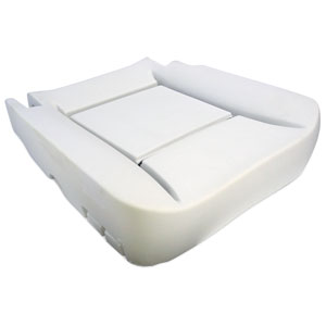 SEAT CUSHION - PASSENGER SIDE - CLOTH, VINYL & LEATHER (06-09)