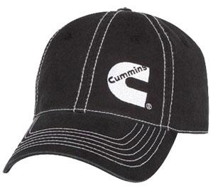 BALL CAP - CUMMINS CONTRAST STITCH