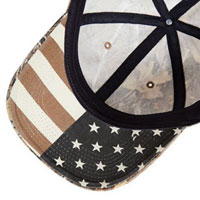 Cummins Realtree Camo Ball Cap - American Flag Undervisor 1513200