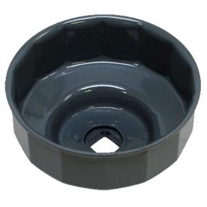 END CAP FILTER WRENCH - 64/65 MM, 14 FLUTE (FOR MOPAR 5179267AD 68RFE FILTER)