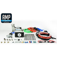 AIRBAG IN-CAB CONTROL AIR COMPRESSOR AND CONTROL KIT - PACBRAKE