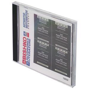 DODGE RAM FACTORY SERVICE MANUAL - CD ('05)