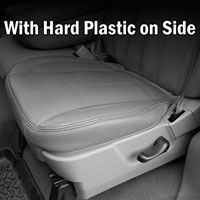 Dodge Ram SLT Factory-Match Bottom Seat Cover - Bucket Seat