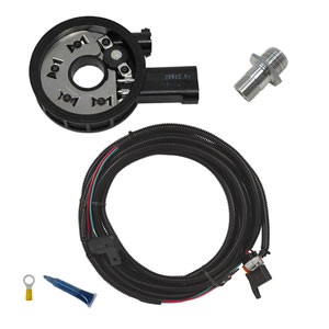 HIGH OUTPUT FUEL HEATER DISK KIT, HARNESS INCLUDED - FASS