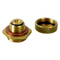 OIL DRAIN VALVE - FEMCO - 18MM ('89-'93. 5.9L) * * NOTE: TUBE SOLD SEPARATELY