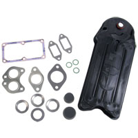 EGR CLEANING KIT WITH CRANKCASE FILTER ('07.5-'20, 6.7L 2500/3500)