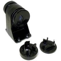 MOTOR MOUNT REINFORCEMENT - ENERGY SUSPENSION - BLACK ('94 - '98, 5.9L - 12V)