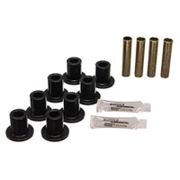 LEAF SPRING BUSHING SET - ENERGY SUSPENSION - FRONT/REAR ('89 - '93, 2500/3500 - 4WD)