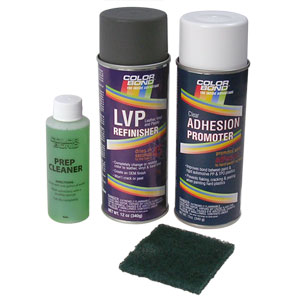PAINT REFINISH KIT - CHRYSLER AGATE TRIM CODE LAZ- COLORBOND ('98-'02)