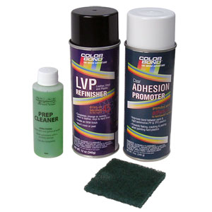 PAINT REFINISH KIT - SKID MARK BLACK - COLORBOND