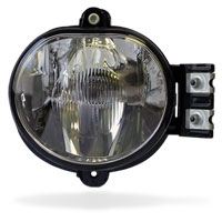 FOG LIGHT - PASSENGER SIDE - MOPAR ('03-'09, 2500/3500)