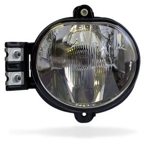 FOG LIGHT - DRIVER SIDE - MOPAR ('03-'09, 2500/3500)