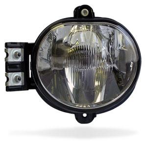 FOG LIGHT - DRIVER SIDE - MOPAR ('03-'09, 2500/3500)