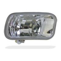 FOG LIGHT - PASSENGER SIDE - MOPAR ('10-'18, 2500/3500/4500/5500)