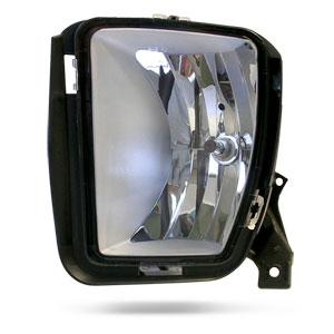 FOG LIGHT - DRIVER SIDE - MOPAR ('13-'18, RAM 1500 & '19 RAM 1500 CLASSIC)