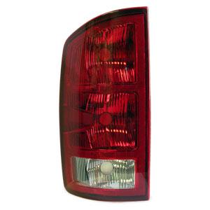TAIL LIGHT - DRIVER SIDE - MOPAR ('03-'06, 2500/3500)
