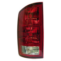 TAIL LIGHT - DRIVER SIDE - MOPAR ('03-'06, 2500/3500)