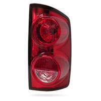 TAIL LIGHT - NON-LED - PASSENGER SIDE - MOPAR ('07-'09, 2500/3500)