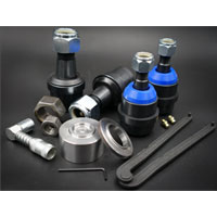 REBUILDABLE BALL JOINT KIT - EMF ('14+, 2500 & '13+, 3500 4WD W/RADIUS ARM)