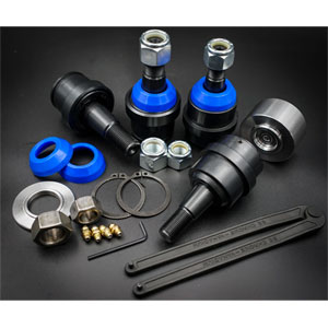 REBUILDABLE BALL JOINT KIT (**OVERSIZE**) - EMF ('03-'09, 2500/3500 4WD)